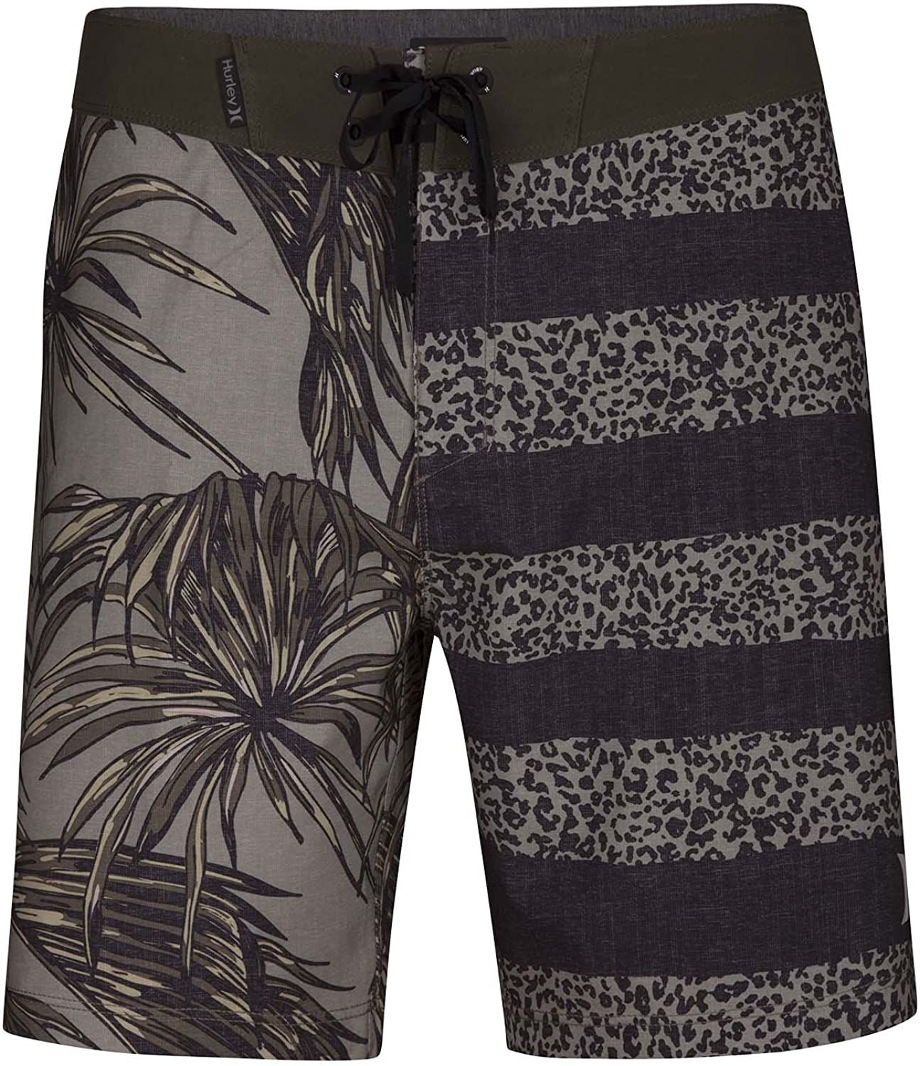 Hurley Phantom Floral Foot Boardshorts