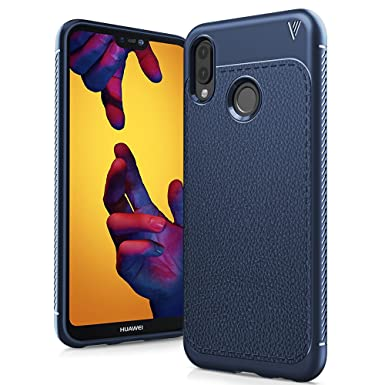 quality design 42f3f fe40e Huawei P20 Lite Case, Ultra Slim Flexible TPU Shock Absorption and ...