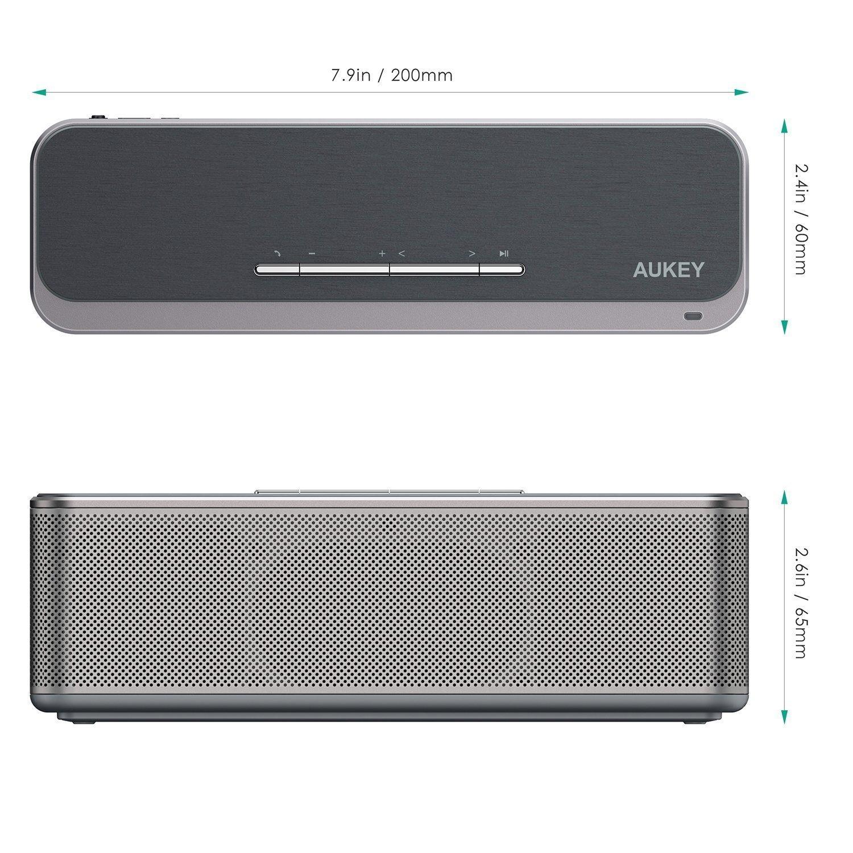 Bluetooth 4.0 Lautsprecher mit verbessertem Bass / Bild: Amazon.de