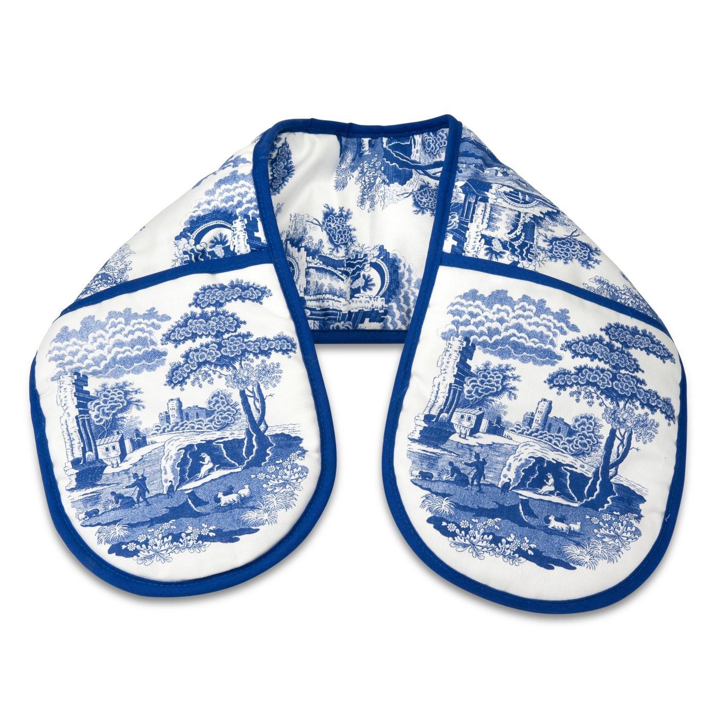 Spode - Blue Italian Double Oven Glove Portmeirion X0015038337