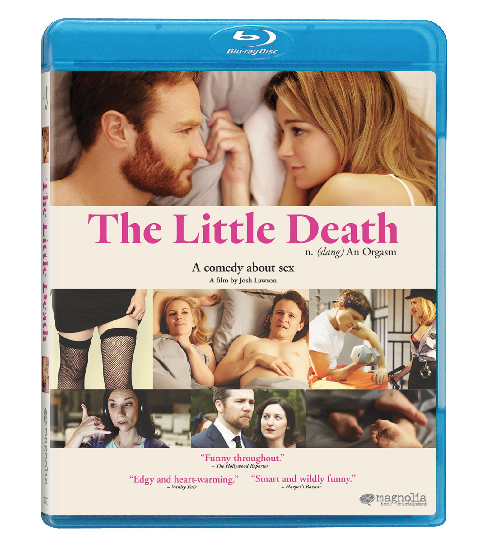 Blu-ray : The Little Death (Widescreen)