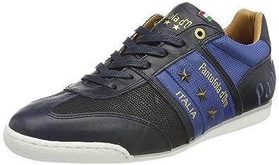 Pantofola D'oro Imola Funky Uomo Low, Zapatillas para Hombre, Schwarz (Black), 45 EU