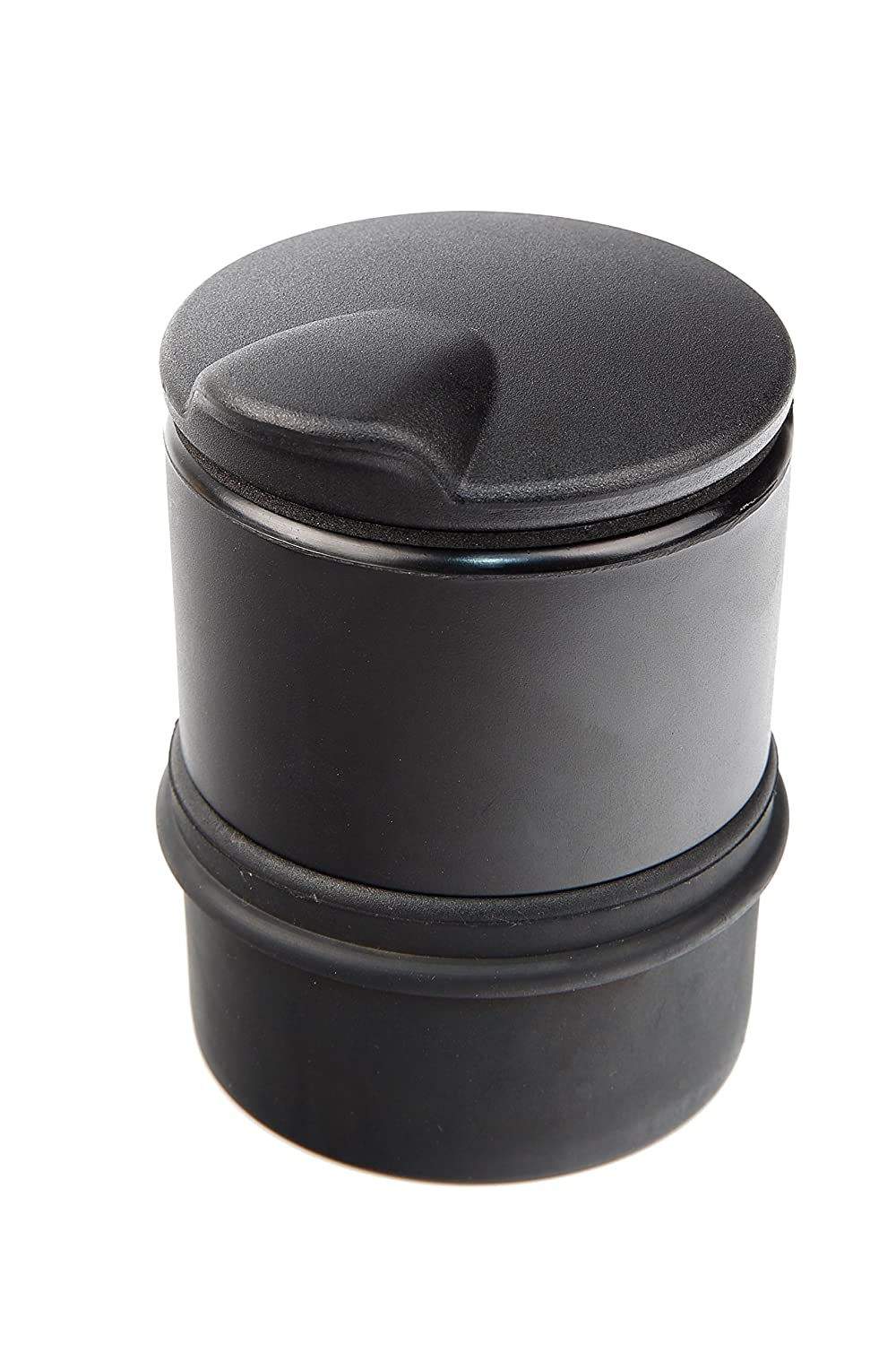 Chengjie Simple Design Portable PF bakelite Car Cigatettes Ashtray with or Without Holder Cover Yuyao Chengjie Building material CO Ltd 5559019346