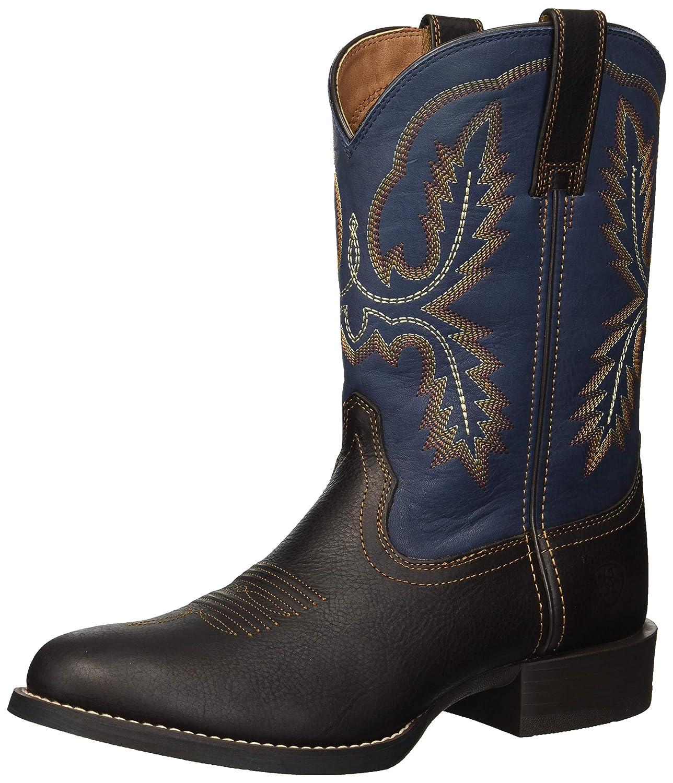Ariat Mens Heritage Roper Western Boot