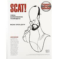 Scat!: Vocal Improvisation Techniques + CD