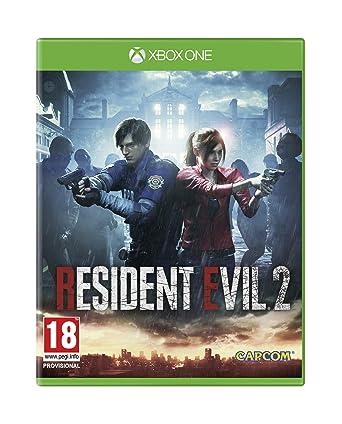 Resident Evil 2 (Xbox One): Amazon co uk: PC & Video Games