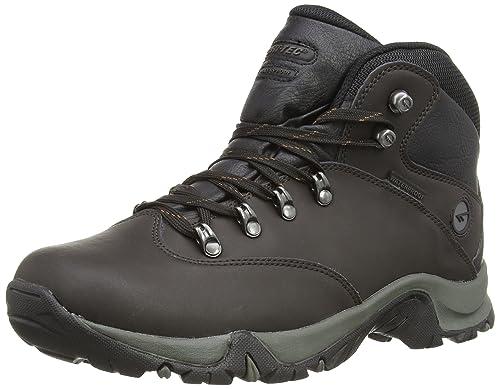 Hi-Tec Ottawa II Waterproof - Zapatos de High Rise Senderismo Hombre: Amazon.es: Zapatos y complementos