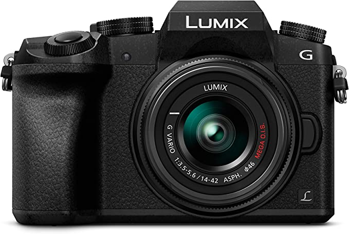 Panasonic Lumix DMC-G7 - Kit Cámara Digital DE 16 MP y Objetivo ...