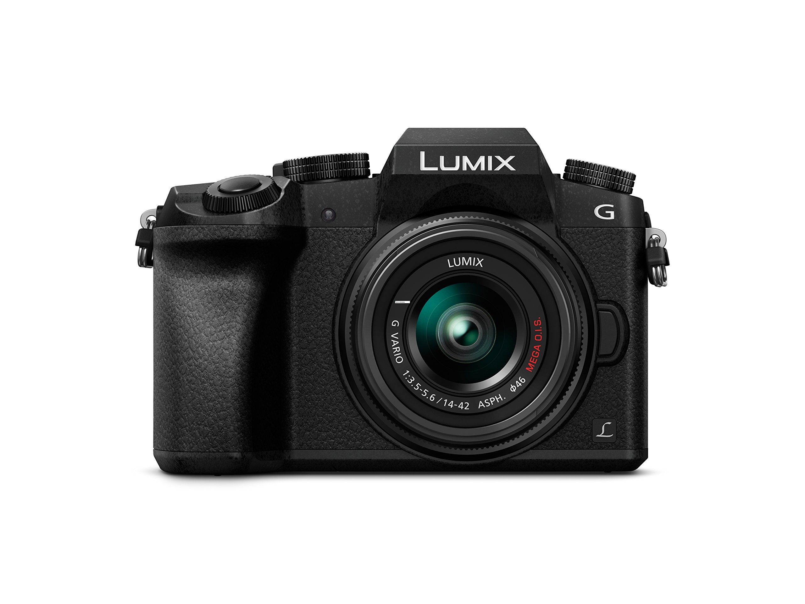 Panasonic Lumix DMC-G7 - Kit Cámara Digital DE 16 MP y Objetivo Standard Zoom
