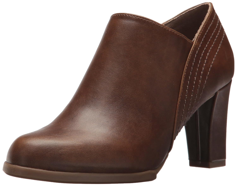 LifeStride Women's Levee Ankle Boot B075G68XYN 7 W US|Tan