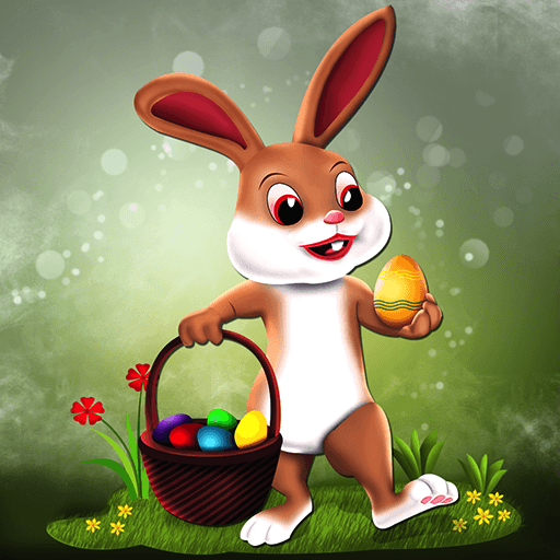 Easter Bunny Hop : The Jumping Rabbit Eggs Treasure Hunt - Free Edition ()