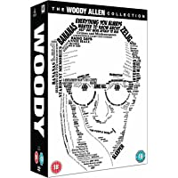 The Woody Allen 20 Movies Collection: Alice + Annie Hall + Another Woman + Bananas + Broadway Danny Rose + Crimes and Misdemeanors + Everything You Always Wanted to Know About Sex But Were Afraid to Ask + Hannah and Her Sister + Interiors + Love and Death + Manhattan + Melinda and Melinda + A Midsummer Night's Sex Comedy + The Purple Rose of Cairo + Radio Days + September + Shadows and Fog + Sleeper + Stardust Memories + Zelig (20-Disc Box Set) (Slipcase Packaging + Fully Packaged Import)