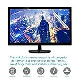 """(2PCS) 21.5"""" Anti Glare Screen Protector, Matte"""