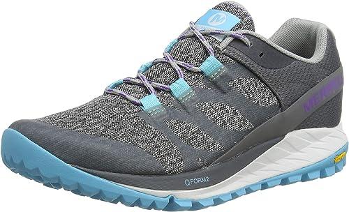 Merrell Antora, Zapatillas de Running para Asfalto para Mujer: Amazon.es: Zapatos y complementos
