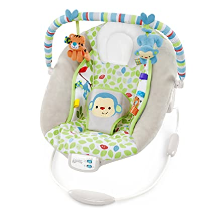 c647f3976 Comfort   Harmony Monkey Bouncer  Amazon.co.uk  Baby