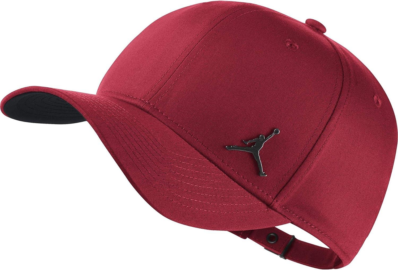 Nike Jordan Clc99 Metal Jumpman Gorra de Tenis, Unisex Adulto ...