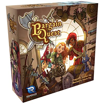 Bargain Quest: Toys & Games