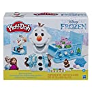 Play-Doh Featuring Disney Frozen Olaf's Sleigh Ride