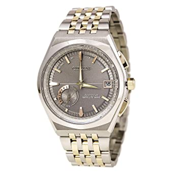 0bf23137cd7 Image Unavailable. Image not available for. Color  Citizen Eco-Drive  CC3026-51H Mens Satellite Wave-World Time GPS