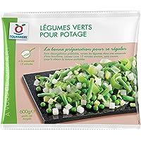 Légumes verts surgelés pour potage - 600 g