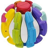 Chicco Juguete Pelota Transformable 2 en 1, Multicolor