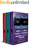 The Molly Miranda Trilogy Box Set (Books 1-3) Action Adventure Comedy