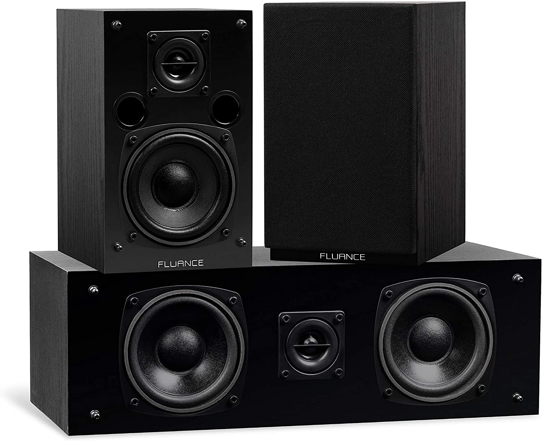 Fluance Elite High Definition Surround Sound Home Theater