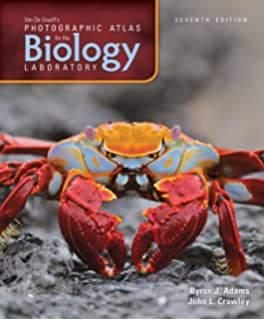 Buy biology book online at low prices in india biology reviews van de graaffs photographic atlas for the biology laboratory fandeluxe Choice Image