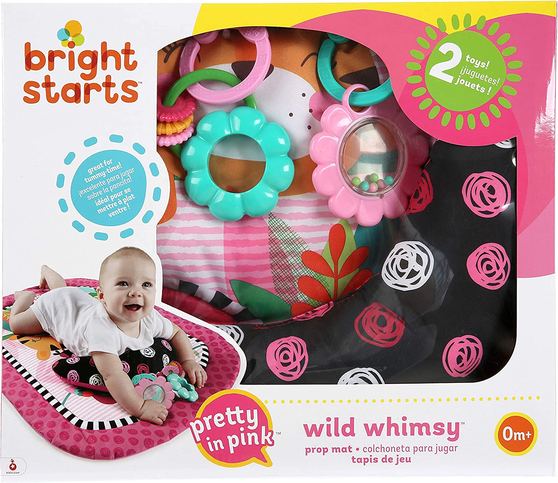 Bright Starts Prop Mat Flutter Friends