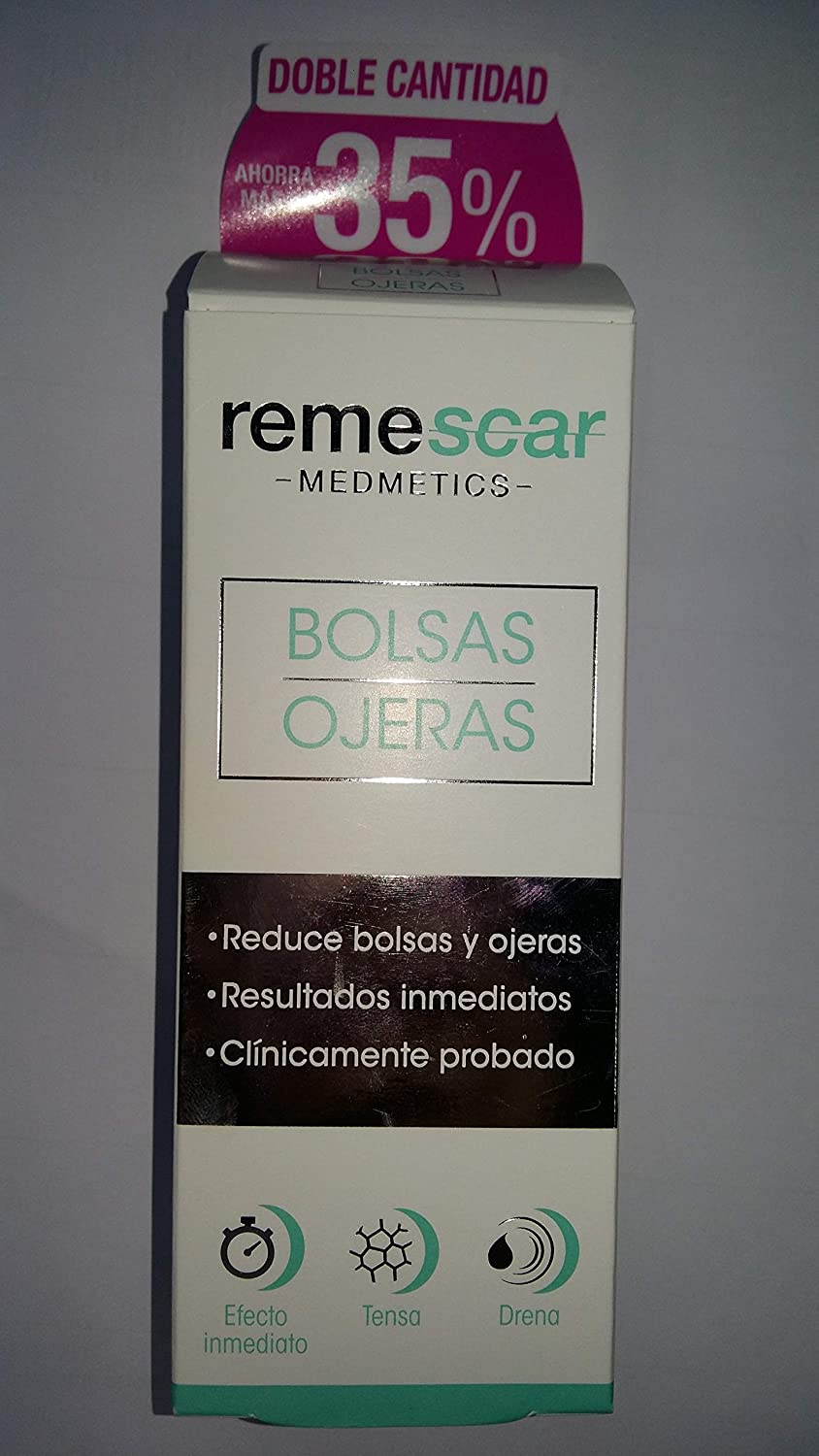 REMESCAR BOLSAS Y OJERAS 16 ML: Amazon.es: Belleza