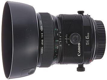 Review Canon TS-E 45mm f/2.8