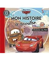 Cars, Mon Petit Livre-CD