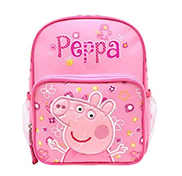 975030be55 ... finest selection 0736f 33e84 2017 New E-ONE Peppa Pig 10quot Mini  Toddler Backpack For ...