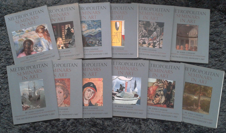 Metropolitan Seminars in Art. Portfolio 12 The Artist