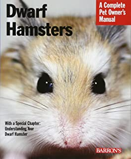 Dwarf hamster types breeding diet habitat housing health dwarf hamsters complete pet owners manual fandeluxe Choice Image