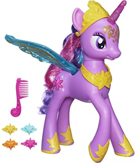 my little pony a38681010 poupe princesse twilight sparkle electronique
