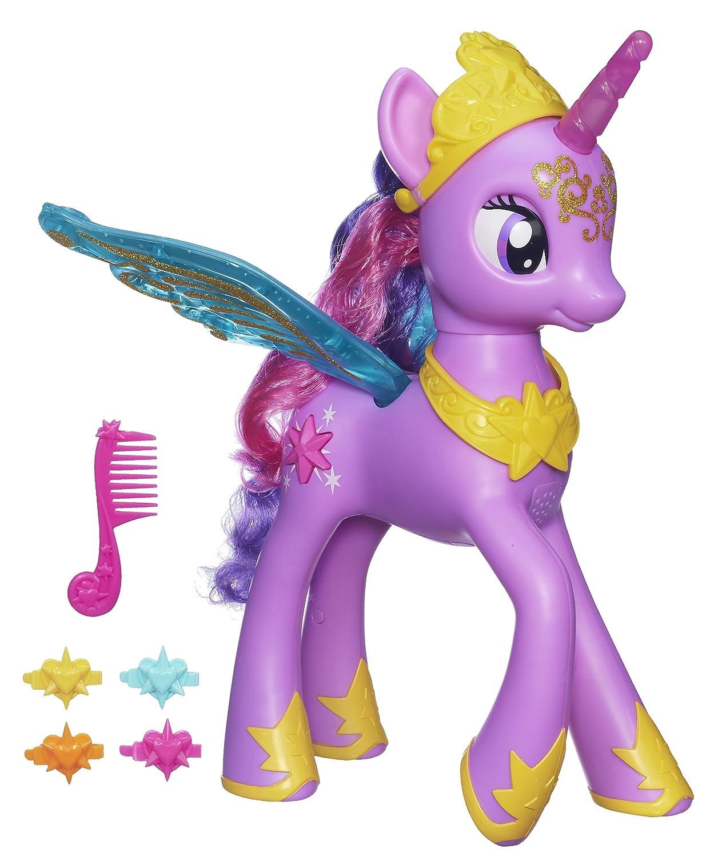 My Little Pony Princess Twilight Sparkle A38681010 Interactive Electronic Toy   B00D2LTNMK