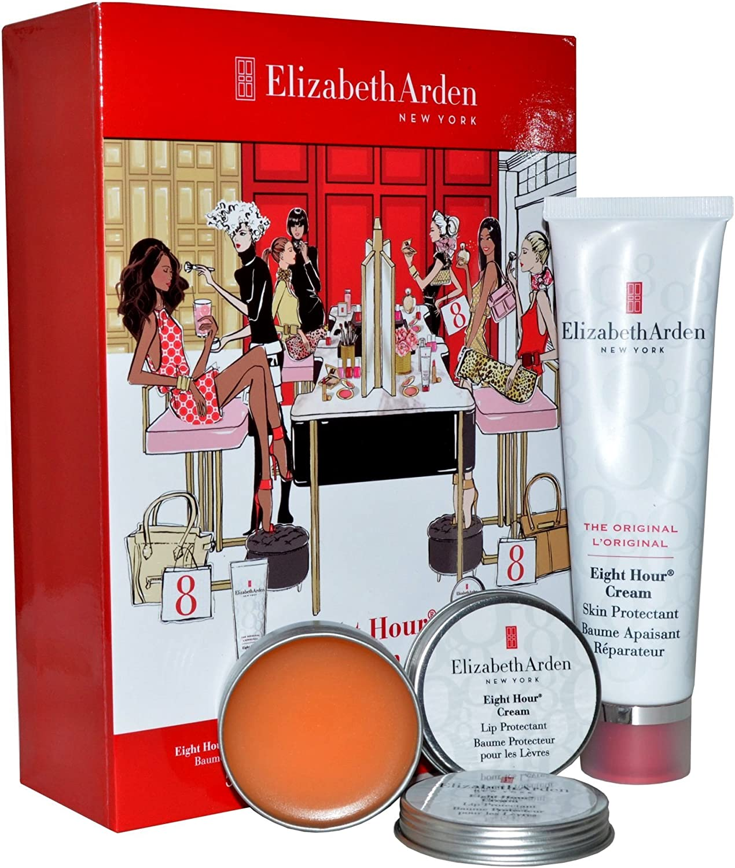Elizabeth Arden – Ocho Horas Crema Piel Protector Plus Protector de labio Bálsamo, 50 ml/2 x 14,6 ml: Amazon.es: Belleza