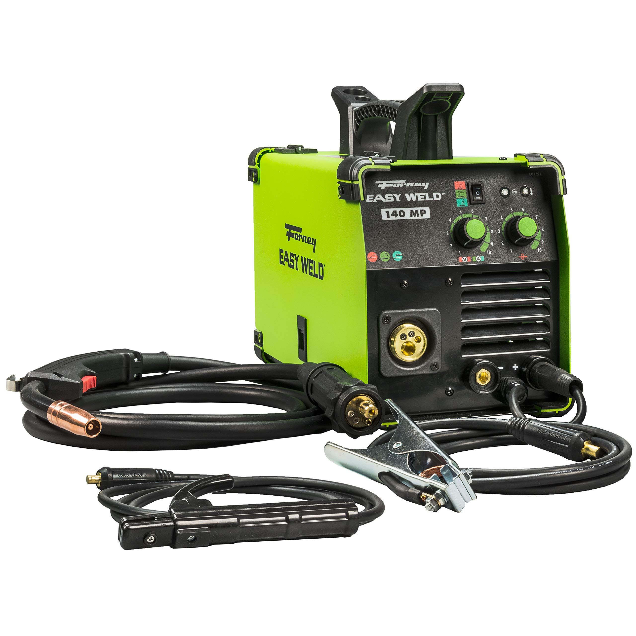 Forney Easy Weld 140 MP, Multi-Process Welder by Forney