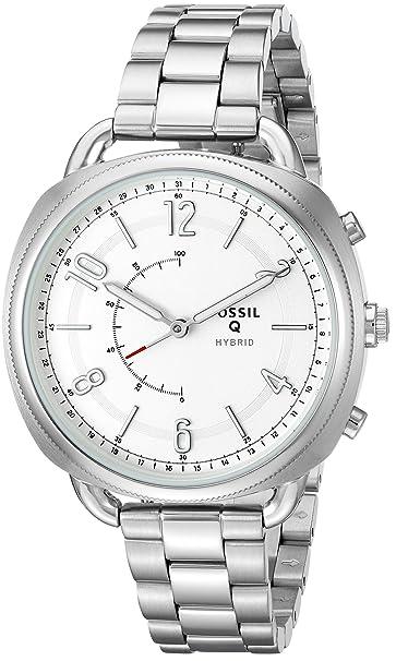 Fossil Q cómplice híbrida Smartwatch