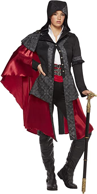 Amazon Com Spirit Halloween Adult Evie Frye Costume Assassin S