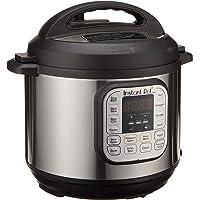 Instant Pot Duo 7-in-1 Electric Pressure Cooker, Yogurt Maker Cups x5 with pressure sterilization rack