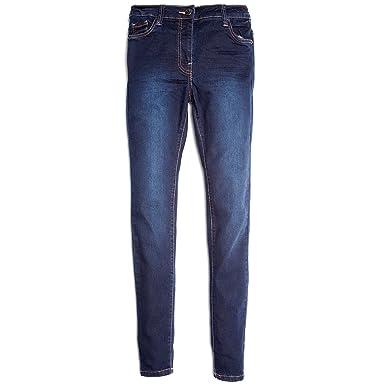595670f7e4c5 Kiabi Jean skinny stretch taille haute noir 18A   M  Amazon.fr  Vêtements  et accessoires