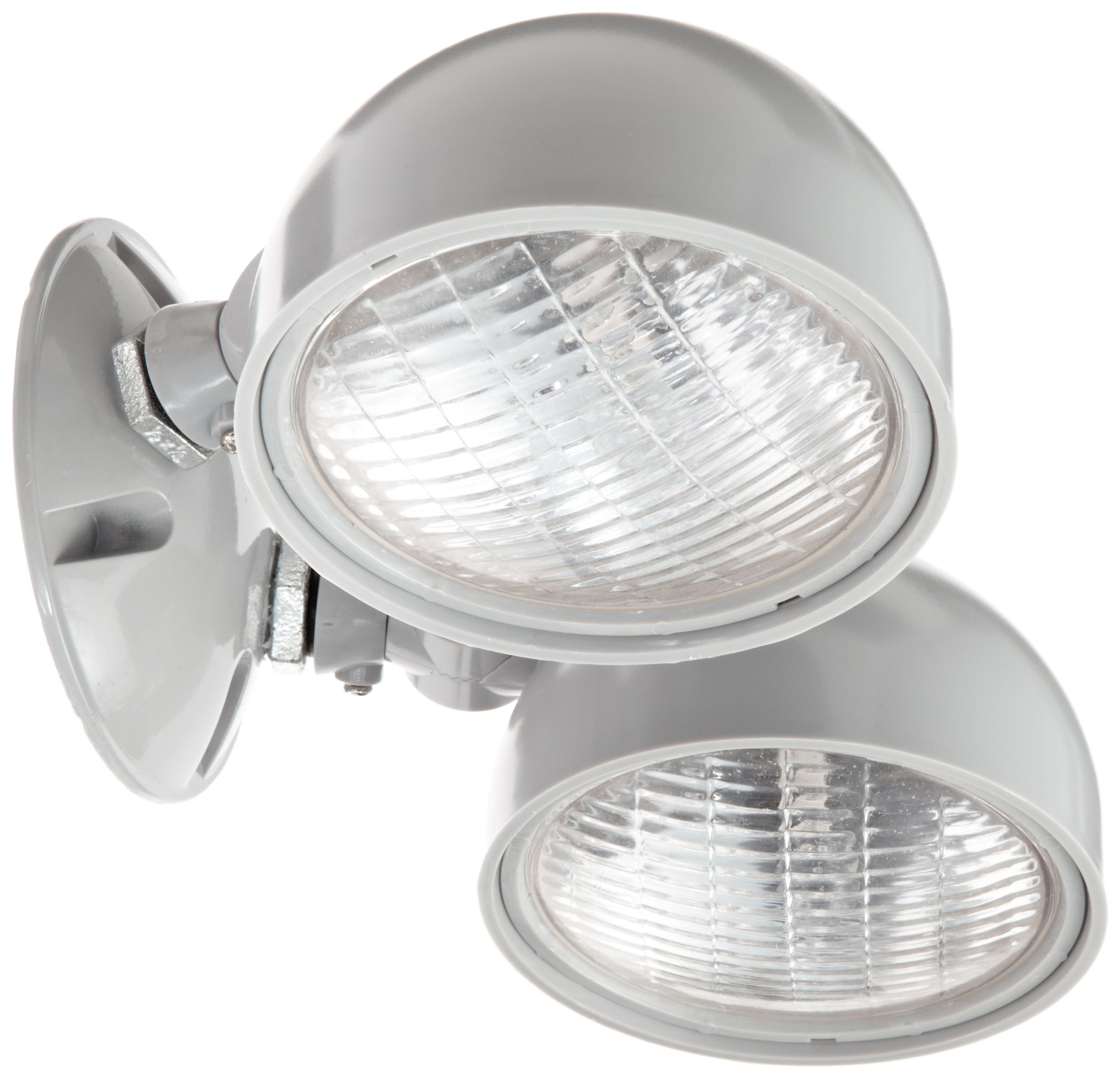 Morris Products 73065 Remote Emergency Light Head, 2 Weatherproof, Incandescent, 7.2 Watts, 6 Volts