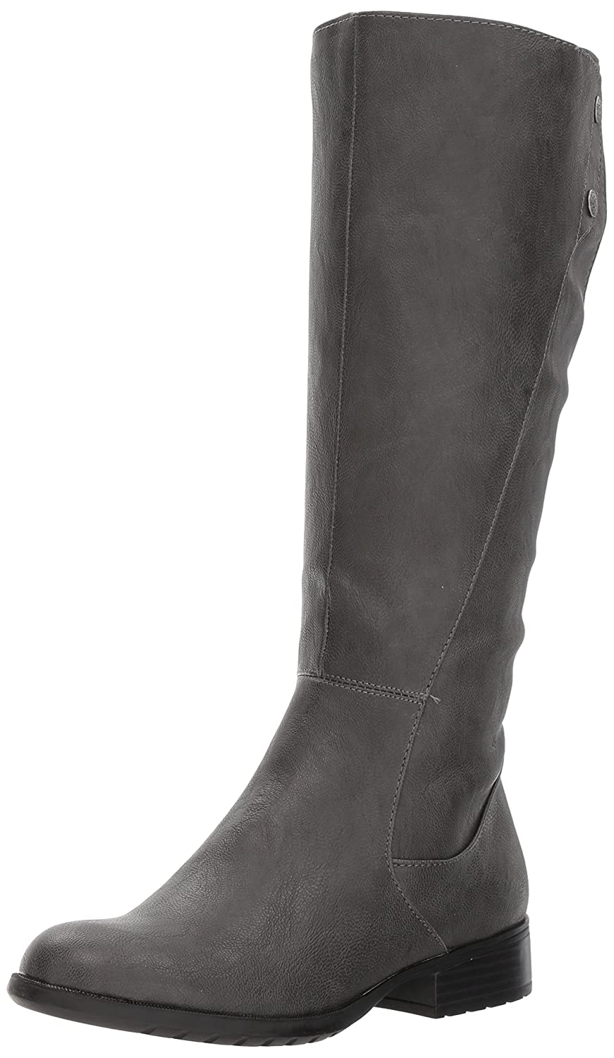 LifeStride Women's Xripley Riding Boot B072K4CVSC 11 B(M) US|Dark Grey