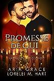 Promesse de gui: Une romance Mpreg Nonshifter de Noël