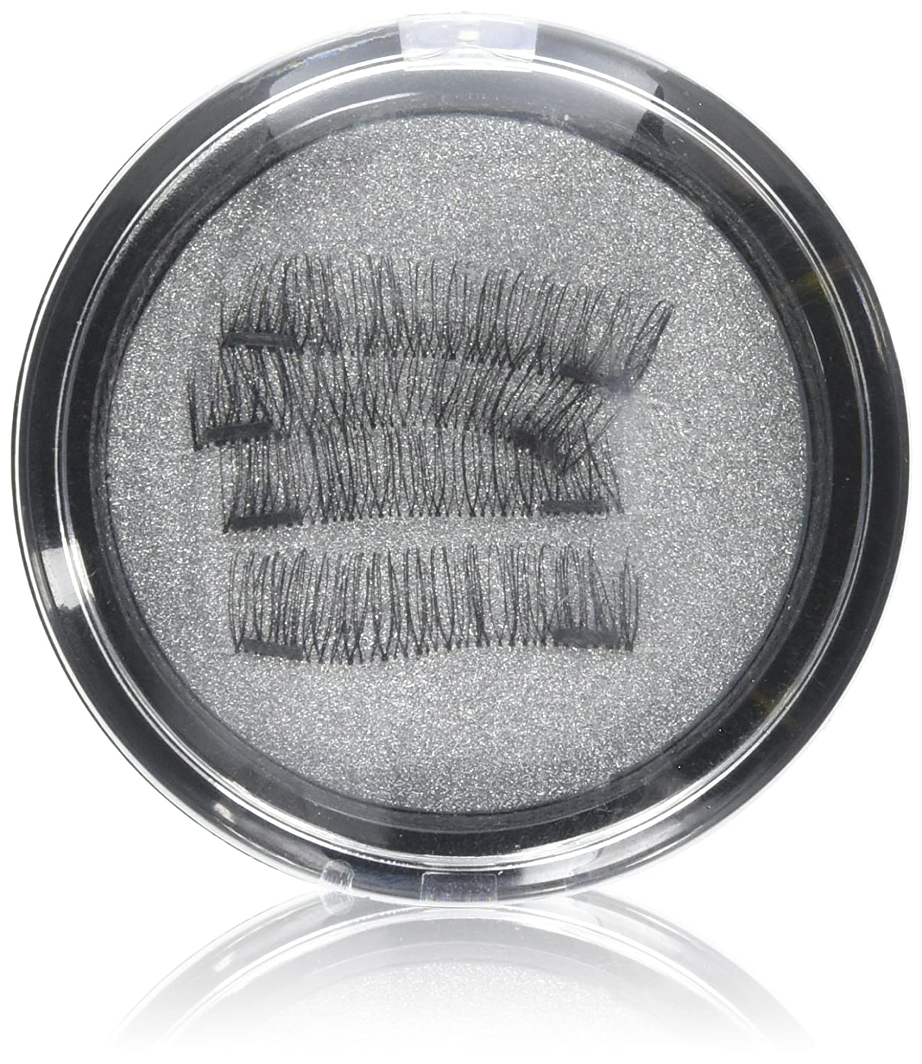 9caa2e565b5 Amazon.com : Magnetic Eyelashes [No Glue] Premium Quality False Eyelashes  Set for Natural Look - Best Fake Lashes Extensions 3D Reusable (8 PCS) :  Beauty