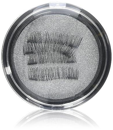 9caa2e565b5 Amazon.com : Magnetic Eyelashes [No Glue] Premium Quality False Eyelashes  Set for Natural Look - Best Fake Lashes Extensions 3D Reusable (8 PCS) :  Beauty