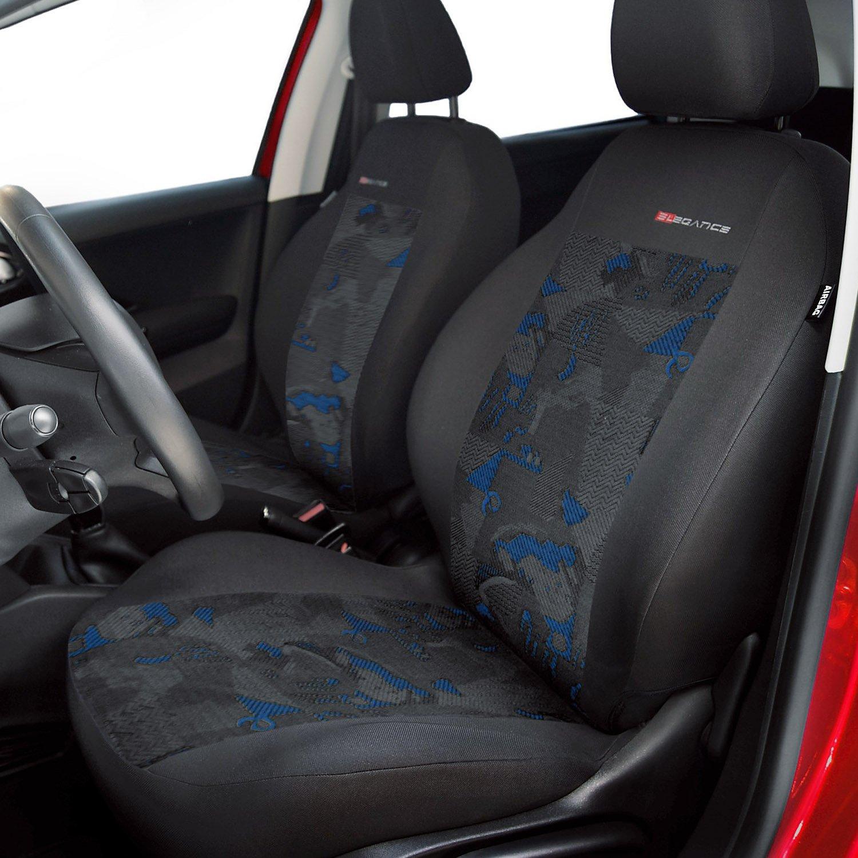 Citroen C5/universal asiento fundas funda para asiento auto schonbez/üge Colch/ón Auto asiento auto asiento fundas Elegance