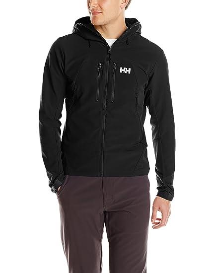 c7ce5ce0 Amazon.com: Helly Hansen Men's Paramount Hooded Accelerator Softshell  Jacket: Clothing